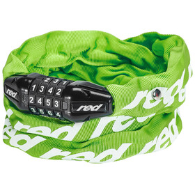 Red Cycling Products Secure Chain - Candado de cable - verde
